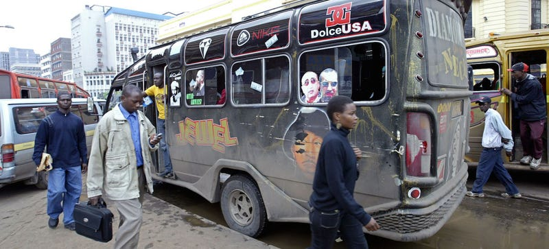 Why Google Is So Interested In Kenya's Transit System