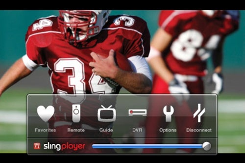 SlingPlayer Mobile 1.2 With 3G Streaming Now Available
