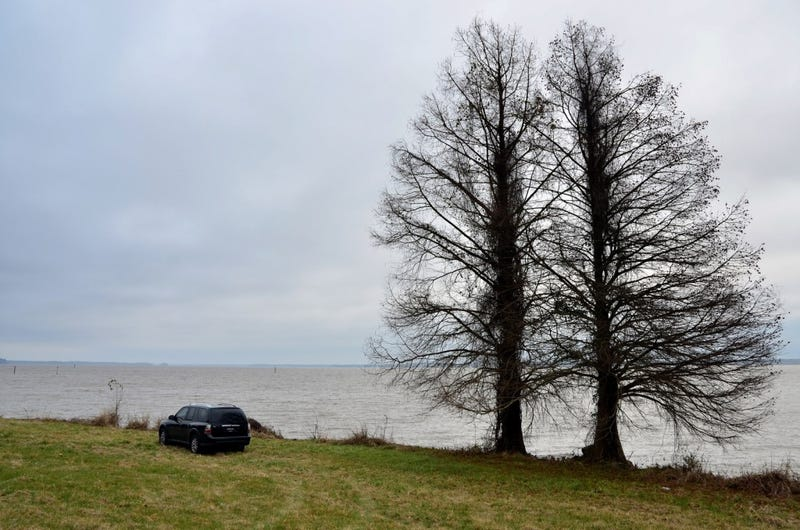 Badge Engineering: Saab 9-7X travels the Natchez Trace