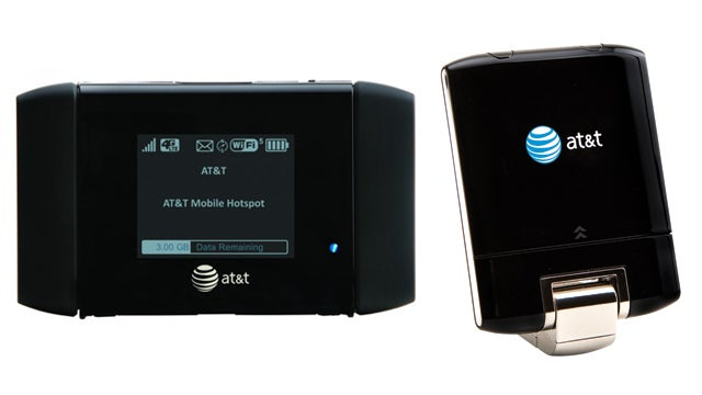 Here Are AT&T's First Real 4G LTE Devices