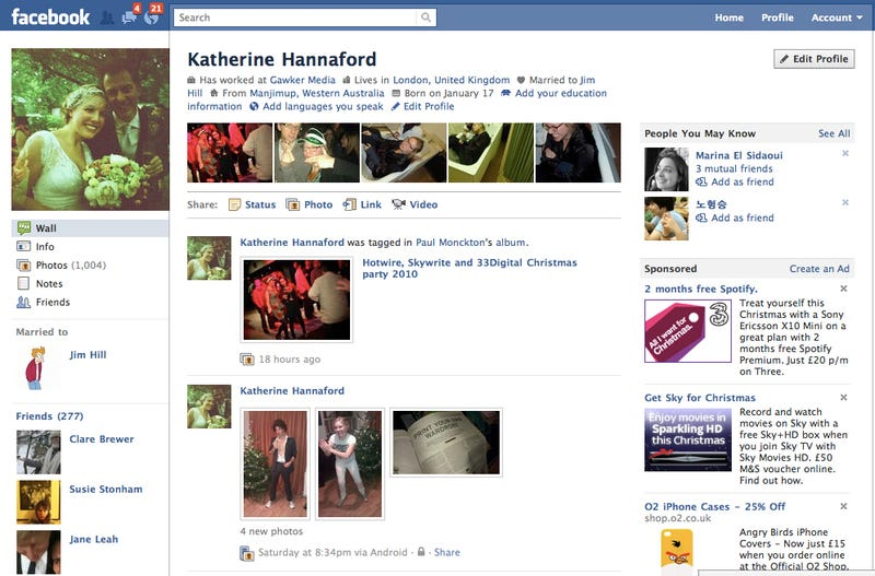 Facebook's Profile Redesign is Coming Later Today, But Here's How to Get it Now