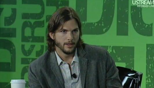Ashton Kutcher Explains How America Works