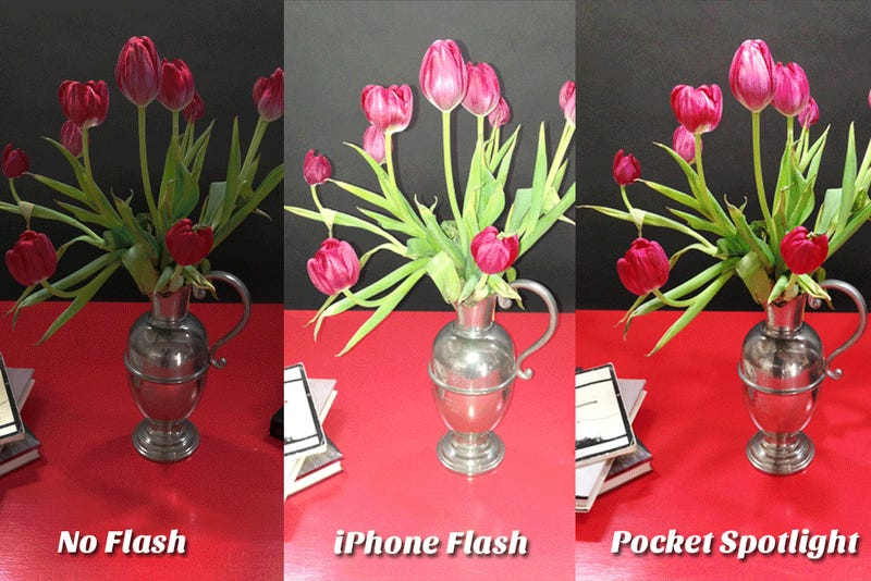 Pocket Spotlight Turns Your Smartphone Into a Tiny Photography Studio