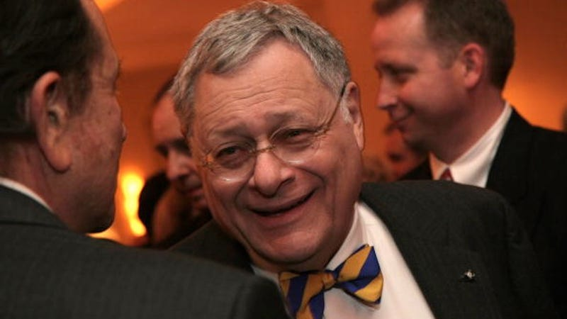 Ex-GWU President Knows Why Rapes Happen: Drunk Chicks