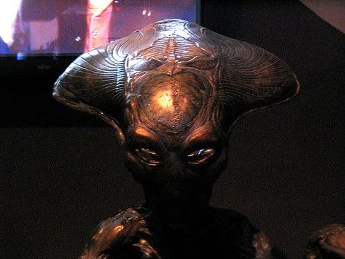 Roland Emmerich making a Cloverfield-style alien invasion movie