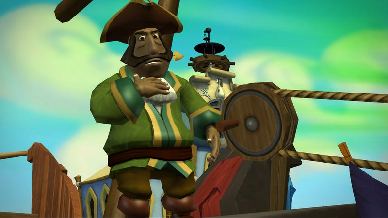 Tales of Monkey Island Chapter 1 Preview: Guybrush Sails Again