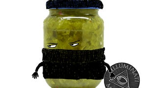 The Great Relish Mystery