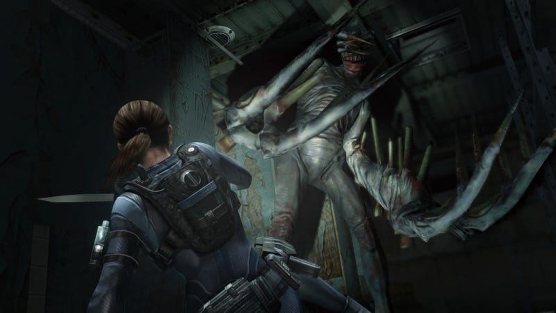 Resident Evil: Revelations: Now Console-Sized