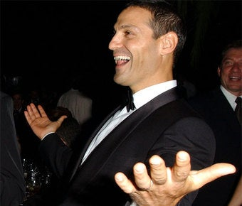 Ari Emanuel Will Rule Hollywood as Its New Jesus