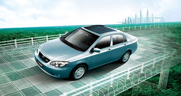 Chinese Promising $35K EV, $28K Dual-Mode Hybrid For US
