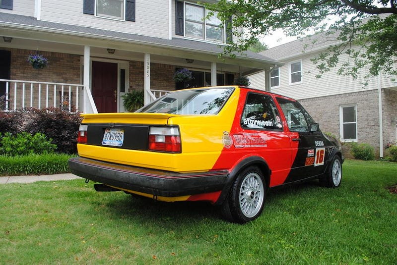 For $5,000, Because Racecar