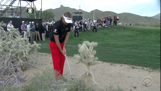 Second-Straight Ridiculous Save Sends Accenture Match Play To Hole 21