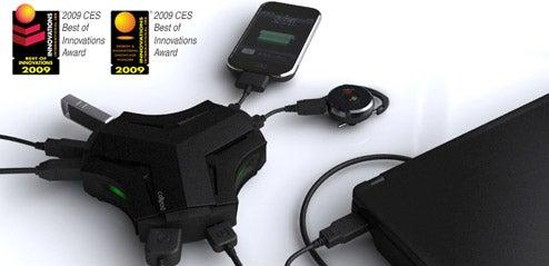 Callpod's Chargepod V2 Adds Laptop Charging, USB Hub
