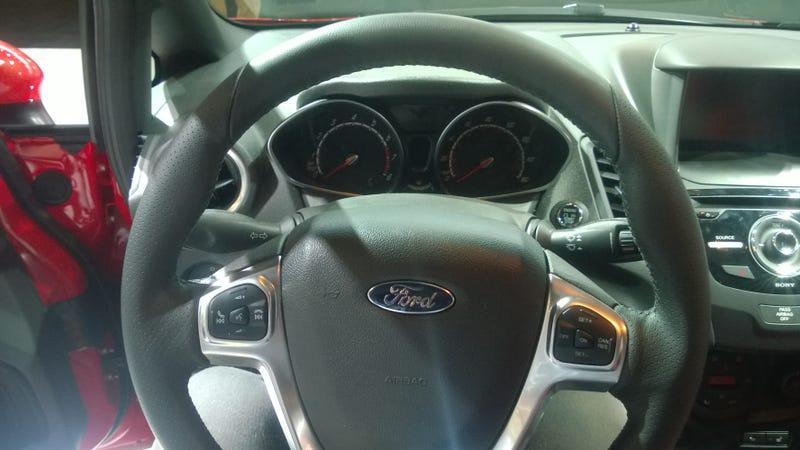 Sittin, Waitin, Wishin: 2014 Ford Fiesta ST