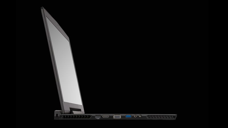 Gigabyte's Squeezed Amazing Gaming Guts Into a 0.9-Inch Thick Laptop