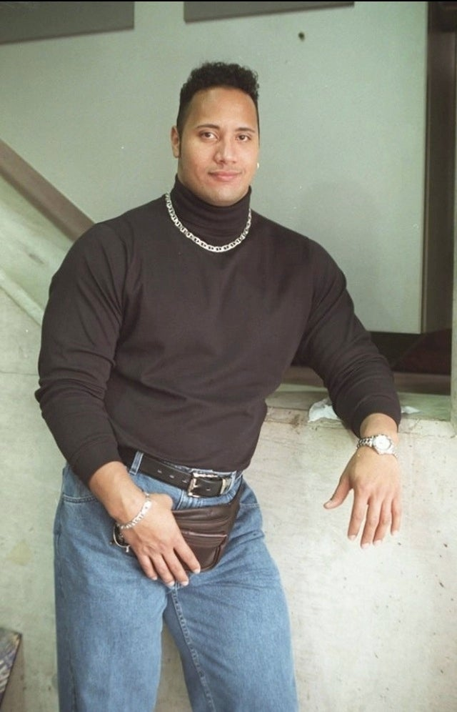 """The 1990s Were Unkind To Dwayne """"The Rock"""" Johnson"""