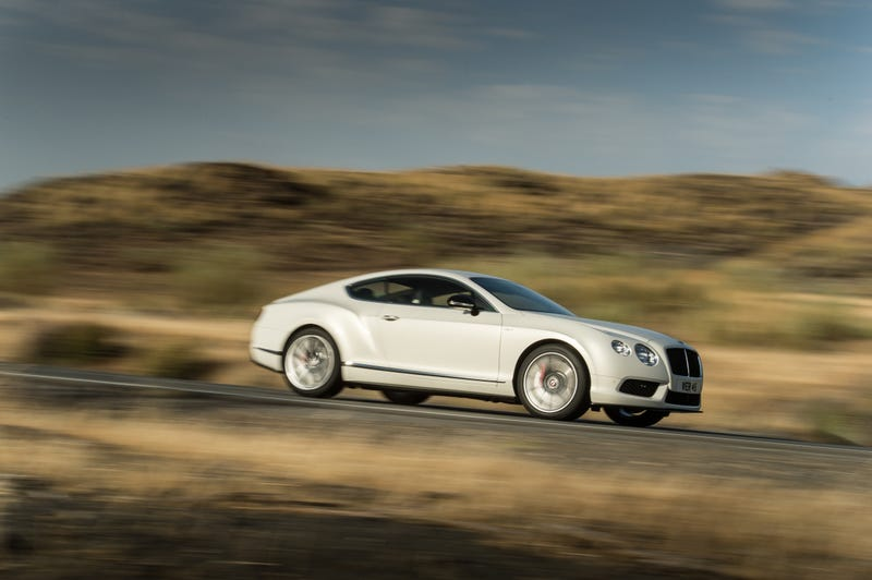 New 'S' Models Sharpen The Sporting Edge Of The Continental GT Range