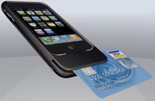 Mophie iPhone Credit Card Scanner