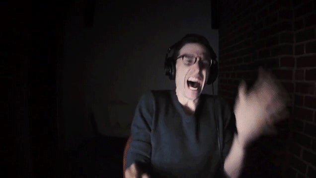 Watch People Get Freaked Out by The Evil Within