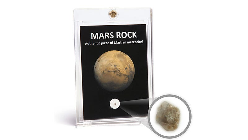 Own a Piece Of Mars Without a NASA-Sized Budget