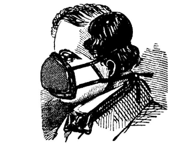 An Illustrated History Of Gas Masks