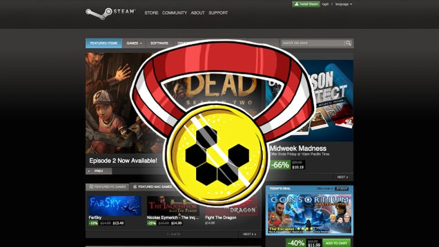 Most Popular Resource for PC Games: Steam