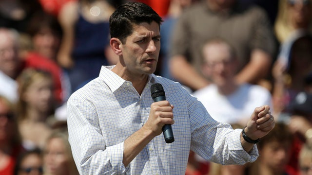 Paul Ryan Refers to Rape as a 'Method of Conception'