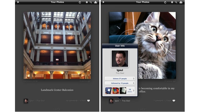 Instagallery For iPad Puts Your Instagrams In a Virtual Museum