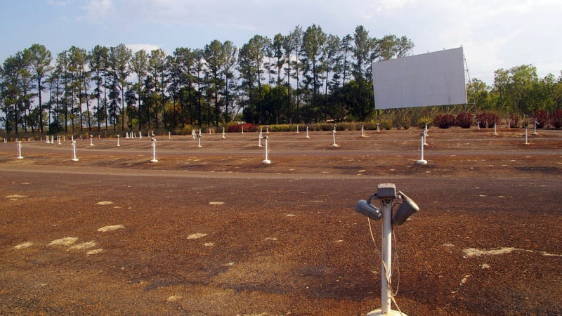 Honda Wants To Help Save Some Drive-In Theaters