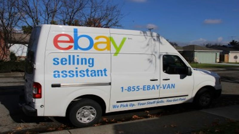 EBay's Testing Two New Ways to Help Sell Your Stuff