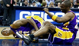 "Andrew Bynum Downgraded To ""Unnecessary"""