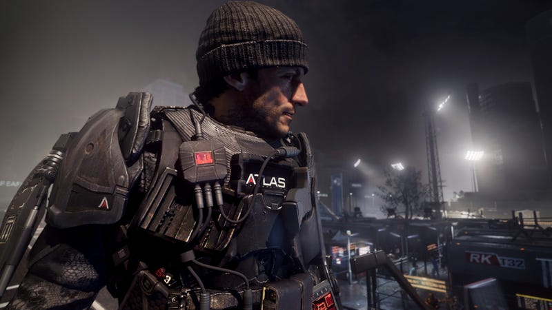 What We Can Learn From The First COD: Advanced Warfare Screens