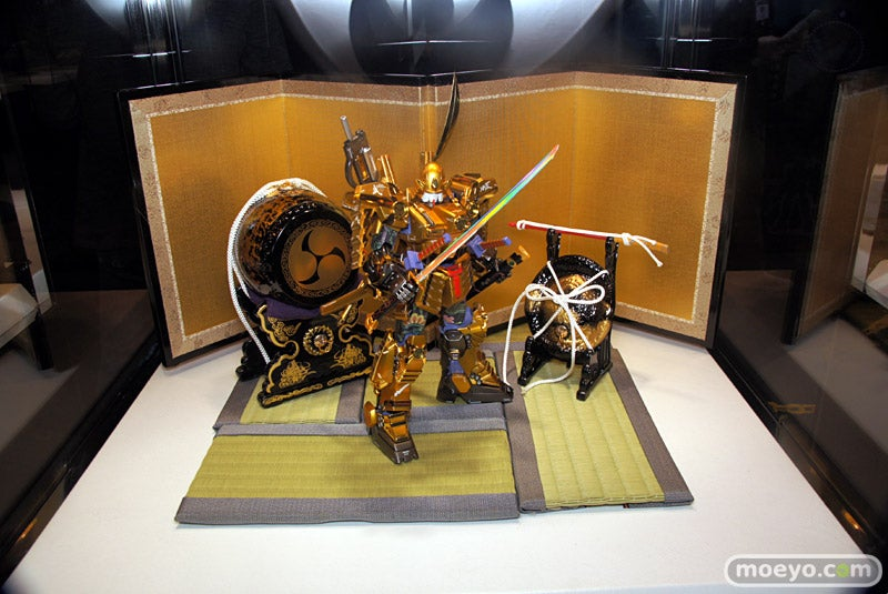 The Best Gundam Models in Japan. Made by Fans