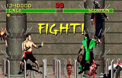 New Mortal Kombat Arcade Comp Listed, Yanked By Retailer