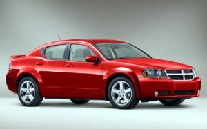 Confession Time: I like the Dodge Avenger