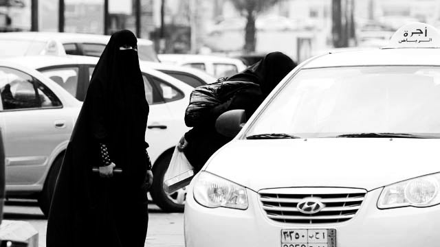 Saudi Police Crack Down On Women's Driving Protest