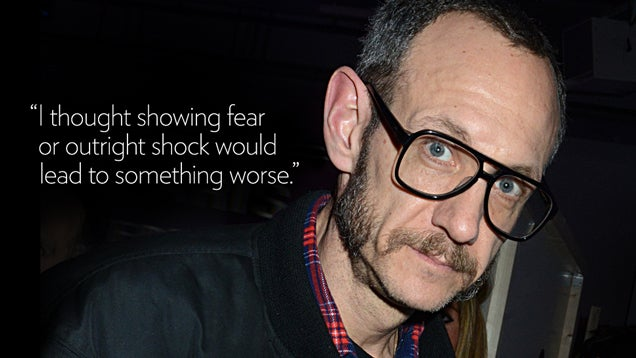 Why I'm Finally Speaking Up About What Terry Richardson Did to Me