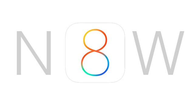 How to Upgrade to iOS 8 Right Now