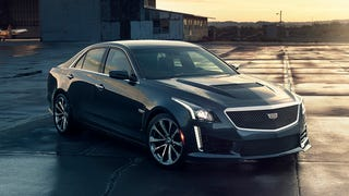 2016 Cadillac CTS-V: This Is It