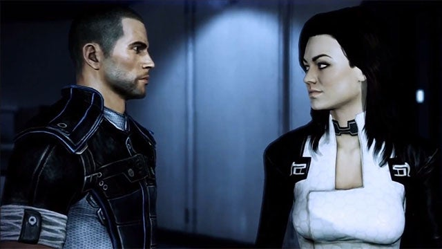 I'm Sorry, Miranda, My Shepard Just Doesn't Love You Anymore