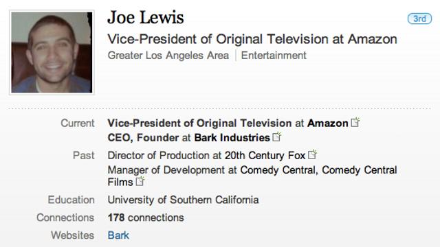 Is Amazon Moving Into Original TV?