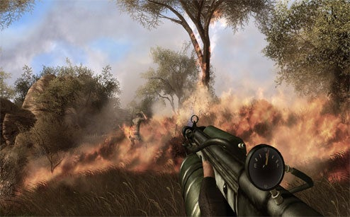 The Story Of Far Cry 2's Fire