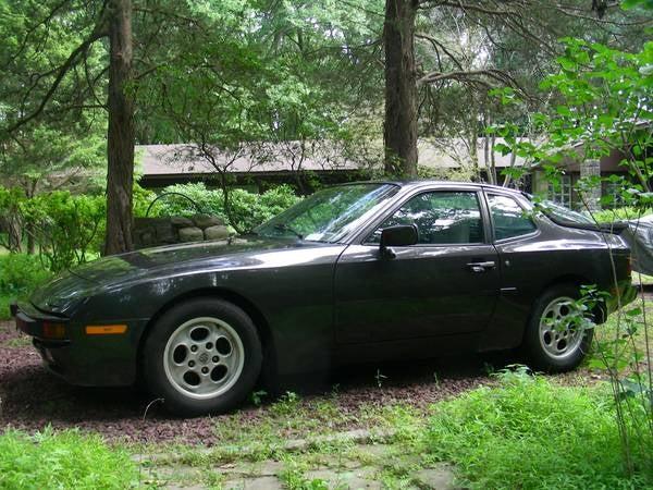 My new 944!