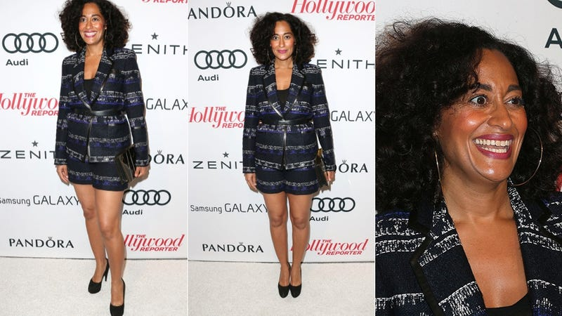 Gorgeous Hair and Bad Hemlines at the Hollywood Reporter Nominees Night