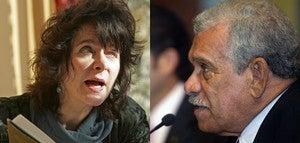 Ruth Padel & Derek Walcott: The Clinton Vs. Obama Of Poetry?