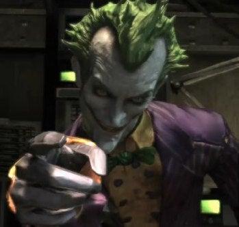 Mark Hamill Brings Trademark Creepy Laugh To Arkham's Joker