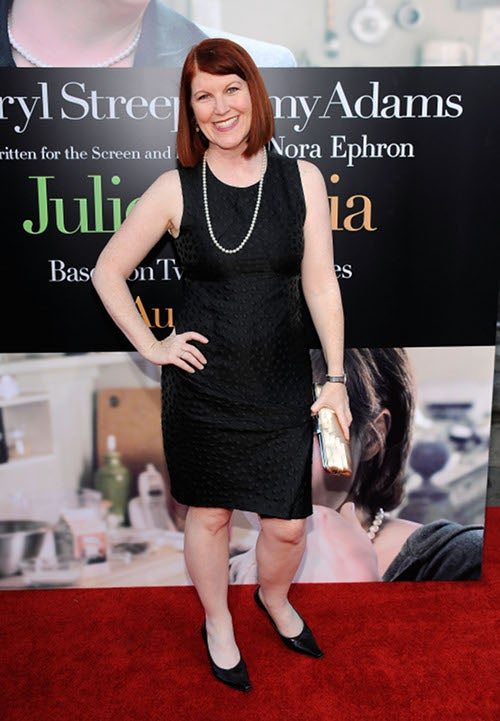 Julie & Julia Premiere Had Delicious Dish