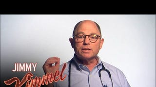 Jimmy Kimmel Got Some Doctors To Take An Educated Crap On Anti-Vaxxers