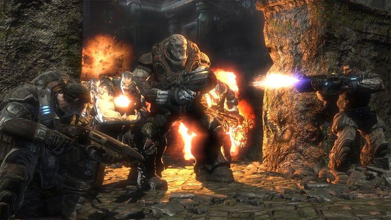 Gears Of War: Nine Million Served