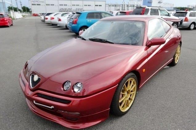 Alfa romeo gtv for sale vancouver 7